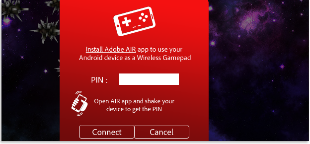 Adobe Air Wand