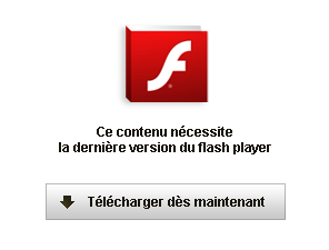 Télécharger Flash Player :D